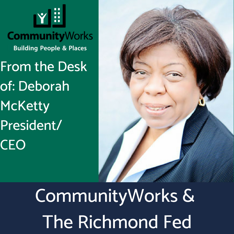 CW & The Richmond Fed
