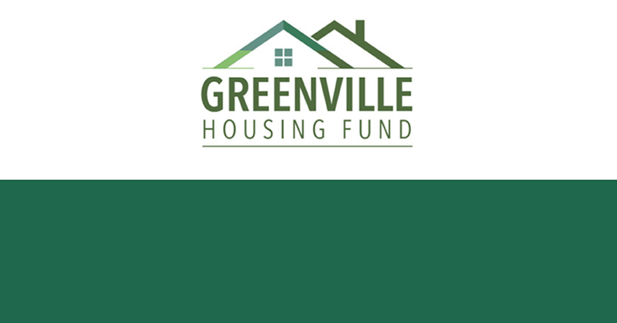 Greenville Housing Fund Announces over $800,000 in Financing Given