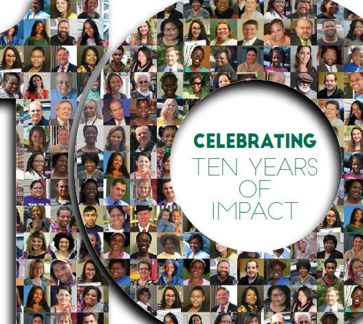 CommunityWorks Celebrating 10 Years of Impact