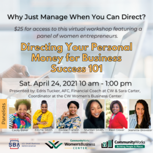 Directing Your Personal Money for Business Success 101
